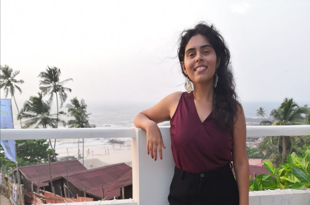 Students  in coastal Goa are using social media platforms to fight back the government's attempt to turn their state into a coal handling and transportation hub.