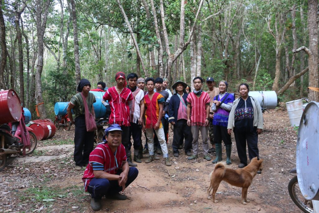 Thailand indigenous
