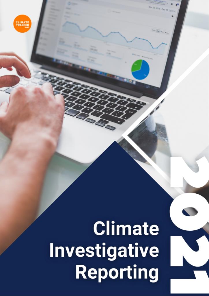 investigative climate reporting