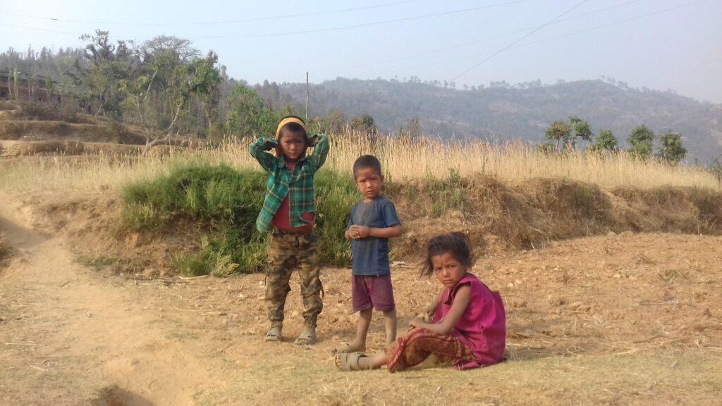 wildfires himalaya