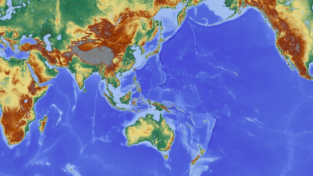 Indian ocean monitoring