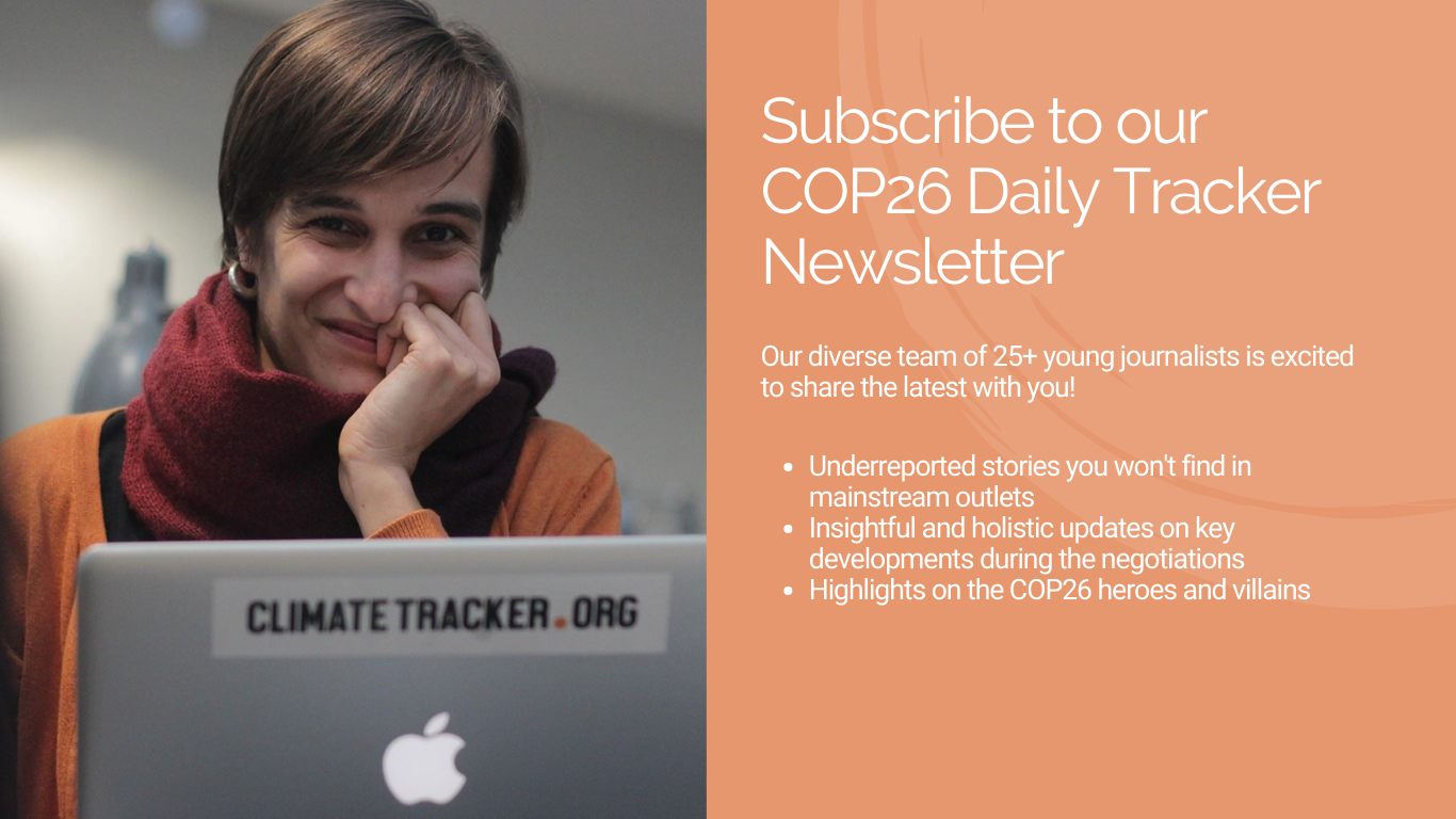 Climate Journalism Training