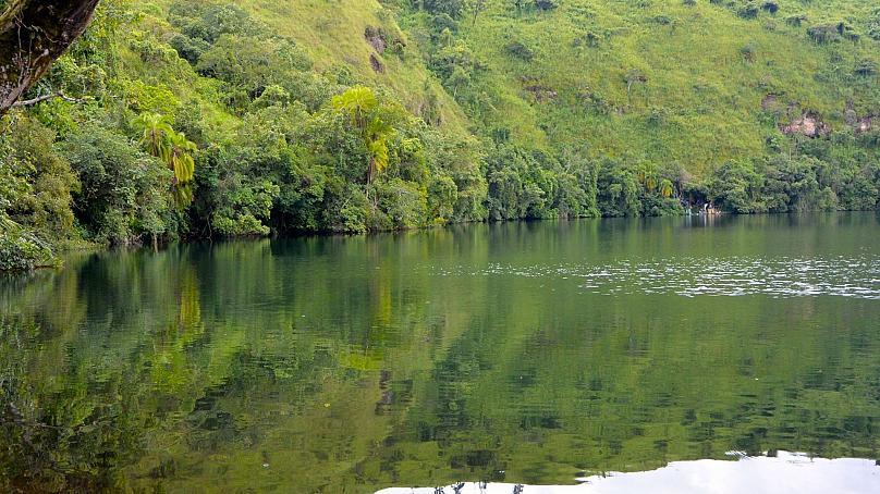 Cameroon lake ossa
