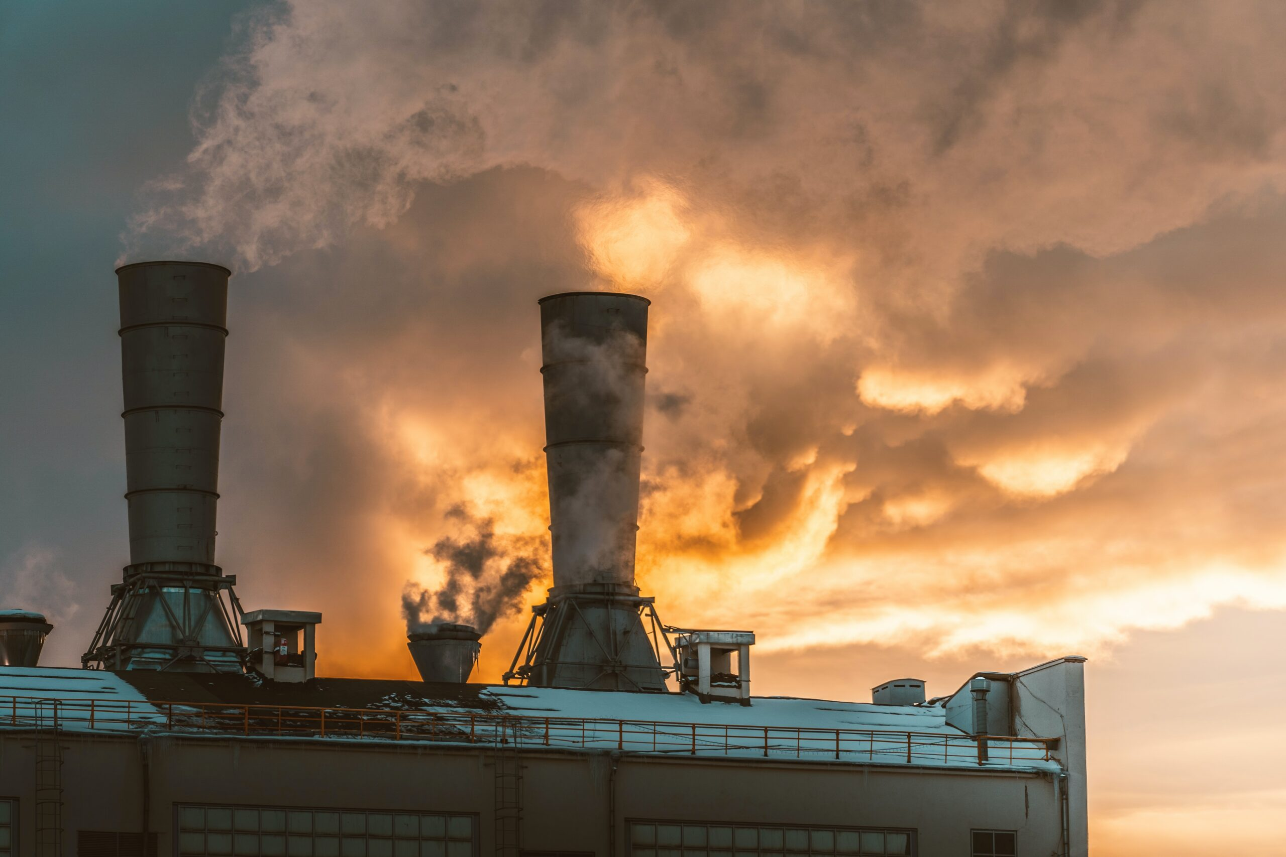 Carbon emissions may cost $2.5 Trillion each year