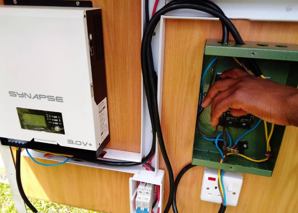 zimbabwe electricity drought