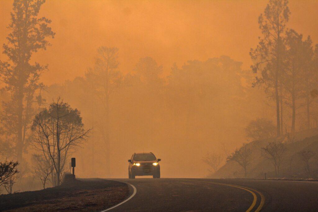 wildfire argentina cordoba